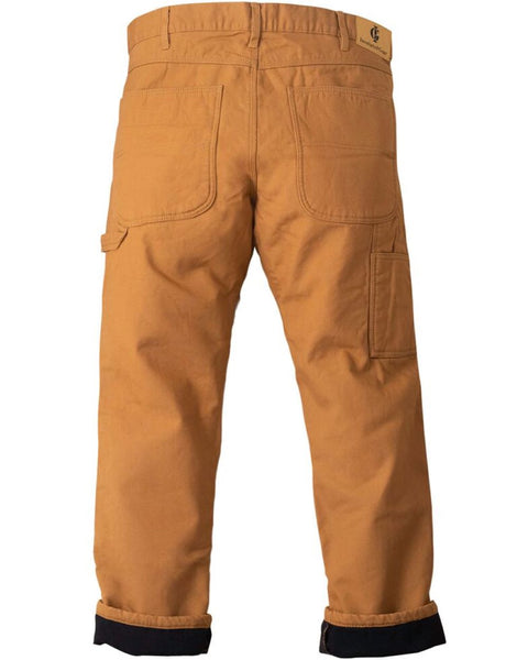 Men's Relaxed Fit Canvas/Duck Carpenter Jeans