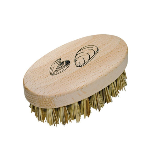 Mussel or Shellfish Cleaning Brush by Redecker