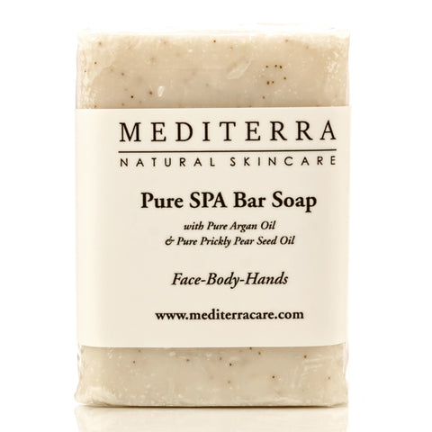 Bar Soap With Argan Oil & Prickly Pear Seed Oil ( buy 2 get 1 free no code needed )
