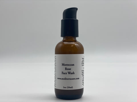 Moroccan Rose Face Wash