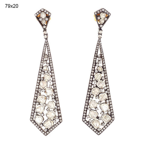Raya Polki Diamond Earring