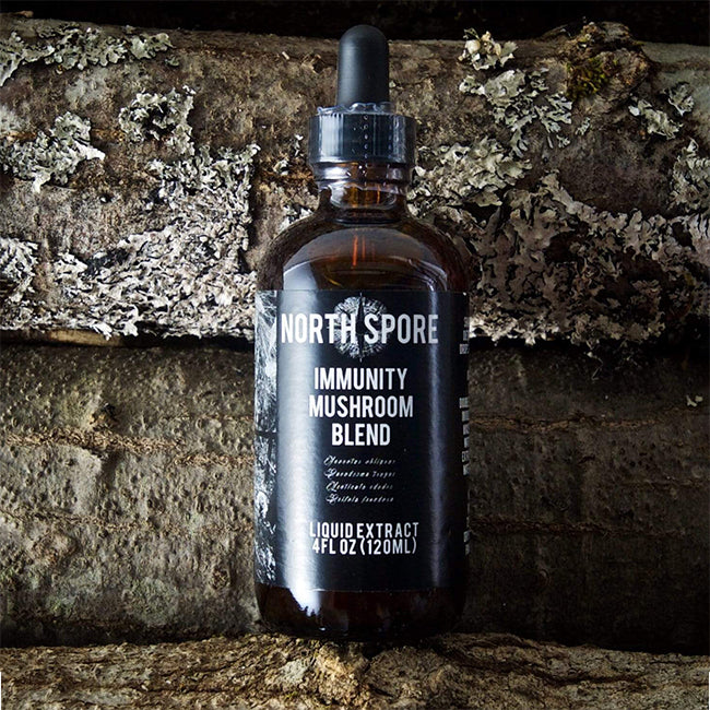 Immunity Blend Tincture | North Spore