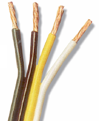 GPT Parallel Jacketed 3 & 4 Conductor PVC Cable
