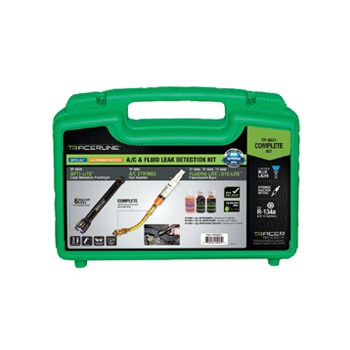 OPTI-Lite™ A/C and Fluid Leak Detection Kit!