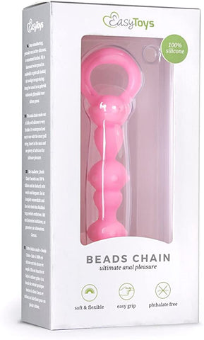 Easytoys Anal Beads Ribbed