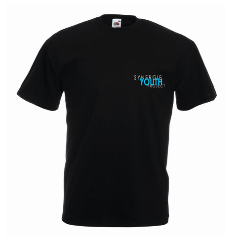 Synergie Youth Project T shirt Standard Logo Design