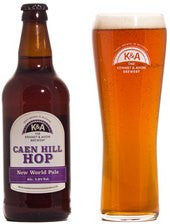 Kennet & Avon - Caen Hill Hop 5% - 500ml