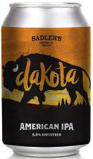 Sadlers - Dakota American IPA 5% - 330ml Can