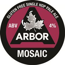 Arbor - Mosaic Single Hop 4.0% - 568ml (PINT)