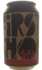 First Chop - Salford Pale Ale 4.5% - 330ml CAN