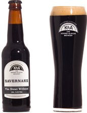 Kennet & Avon - Savernake Stout 5.3% - 330ml