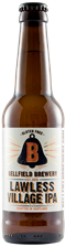 Bellfield - Lawless Village IPA 4.5% - 330ml