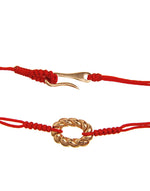ROPE Armband rosé gold