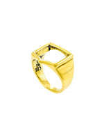 FRAME Ring gold