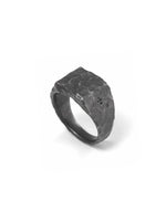 IMPACT Ring silber oxid