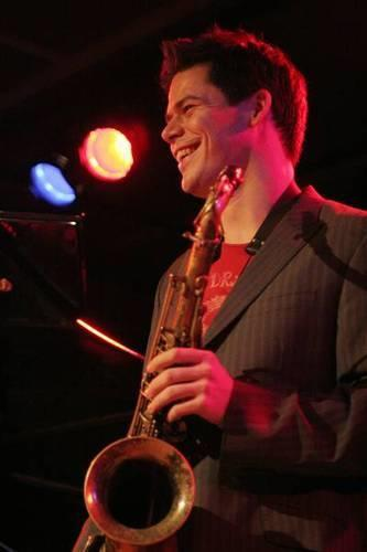 Seamus Blake plays Roberto's Winds Reeds