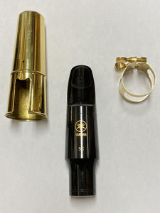 Used Yamaha 5C Baritone Mouthpiece w/ Lig and Cap RR