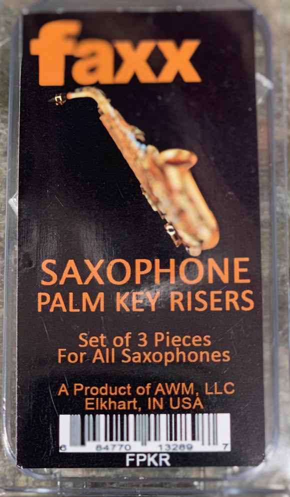 Faxx Palm Key Risers (All Saxophones)