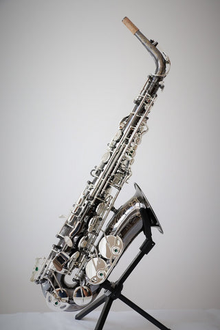 RW Pro Series Alto Saxophone Black Nickel