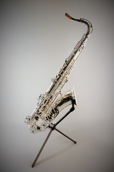 RW Pro Series Tenor Saxophone Double Silver Plated