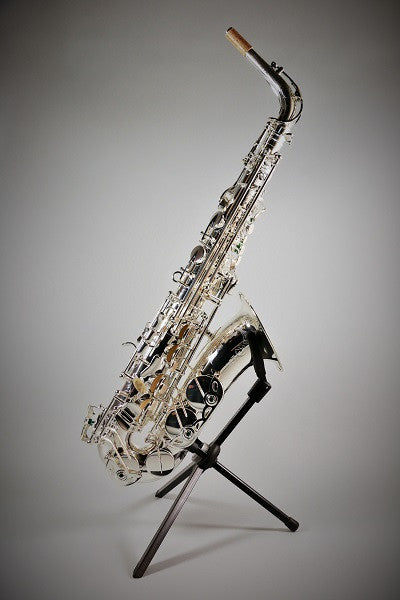RW Pro Series Alto Saxophone Double Silver Plated