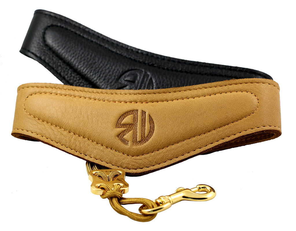RW Superior Leather Neck Strap