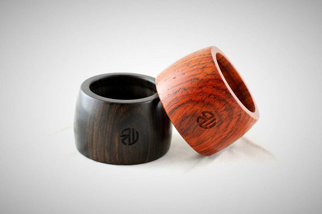 RW Wooden Ligature for Alto Saxophone