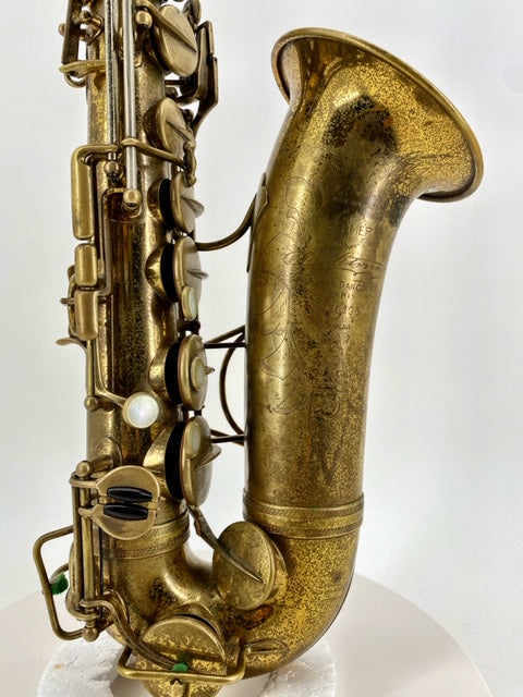 1935 Selmer Radio Improved Alto Saxophone #20,XXX RR C.5