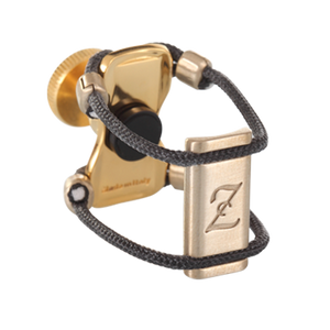 ZAC Ligature ZL3119 Gold Metal Lig Tenor