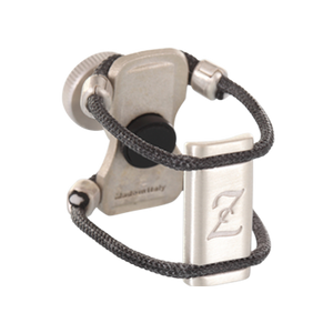 ZAC Ligature ZL4122 Top Silver Metal Tenor