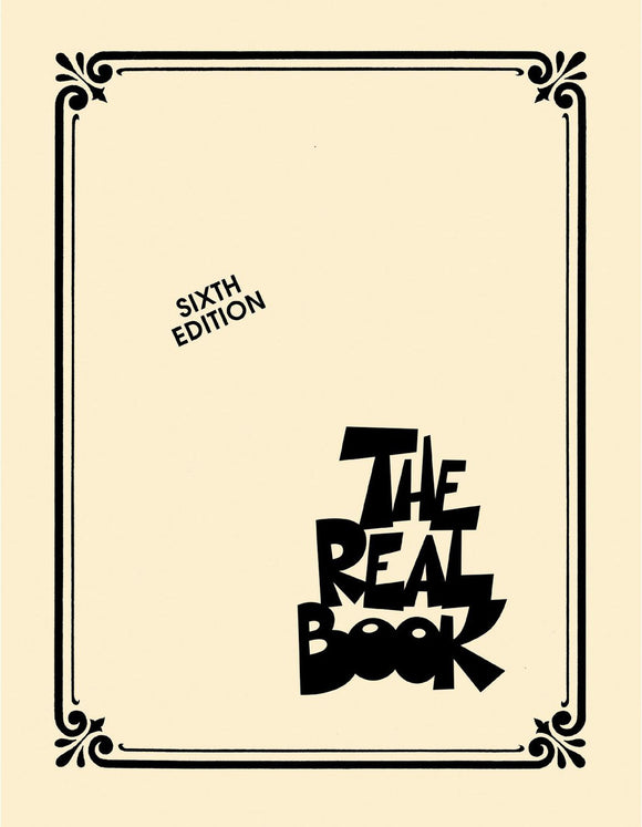 The Real Book 6th Edition - Volume 1