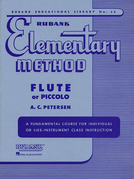 Rubank Elementary Method for Flute or Piccolo