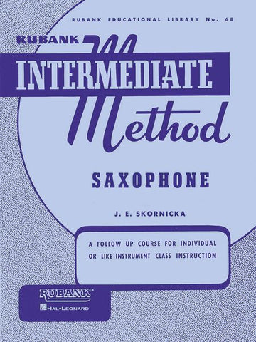 Rubank Intermediate Method for Saxophone