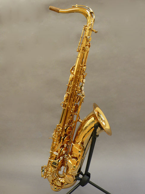RW Pro Series Tenor Saxophone Gold Lacquer