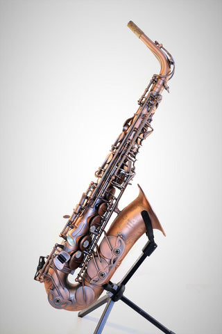 RW Pro Series Alto Saxophone Red Brass
