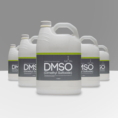 5 Gallon 99.995% Pharma Grade Dimethyl Sulfoxide, BPA Free, Oderless, Non Diluted