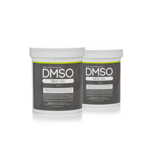 2 pound DMSO Gel BPA FREE 99.995% Non Diluted
