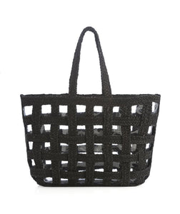 Kai Tote in Black