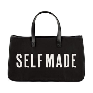 Self Made Canvas Tote