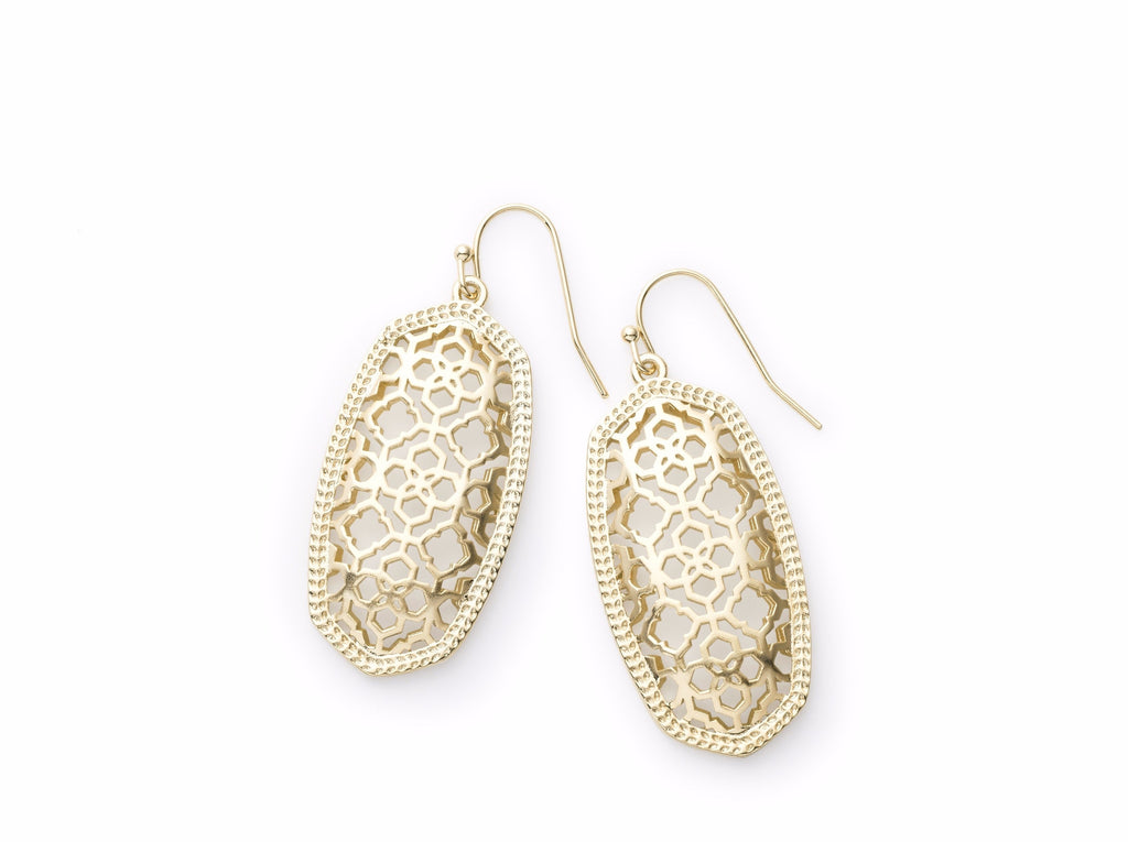 Elle Earring In Filigree