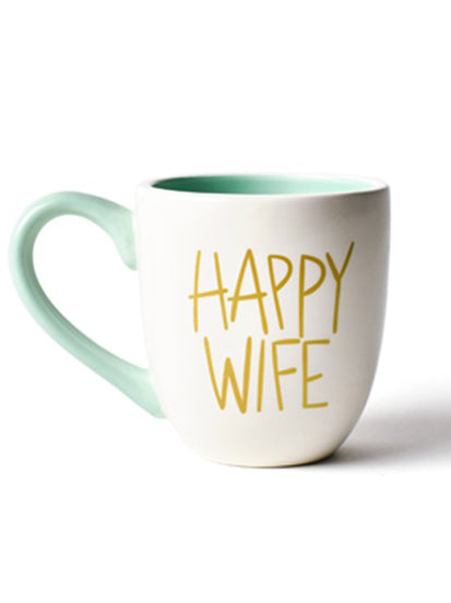 Happy Wife Mug