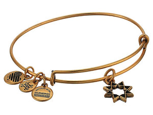 Eight Pointed Star Bracelet