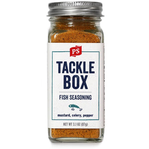 Tackle Box Seasoning