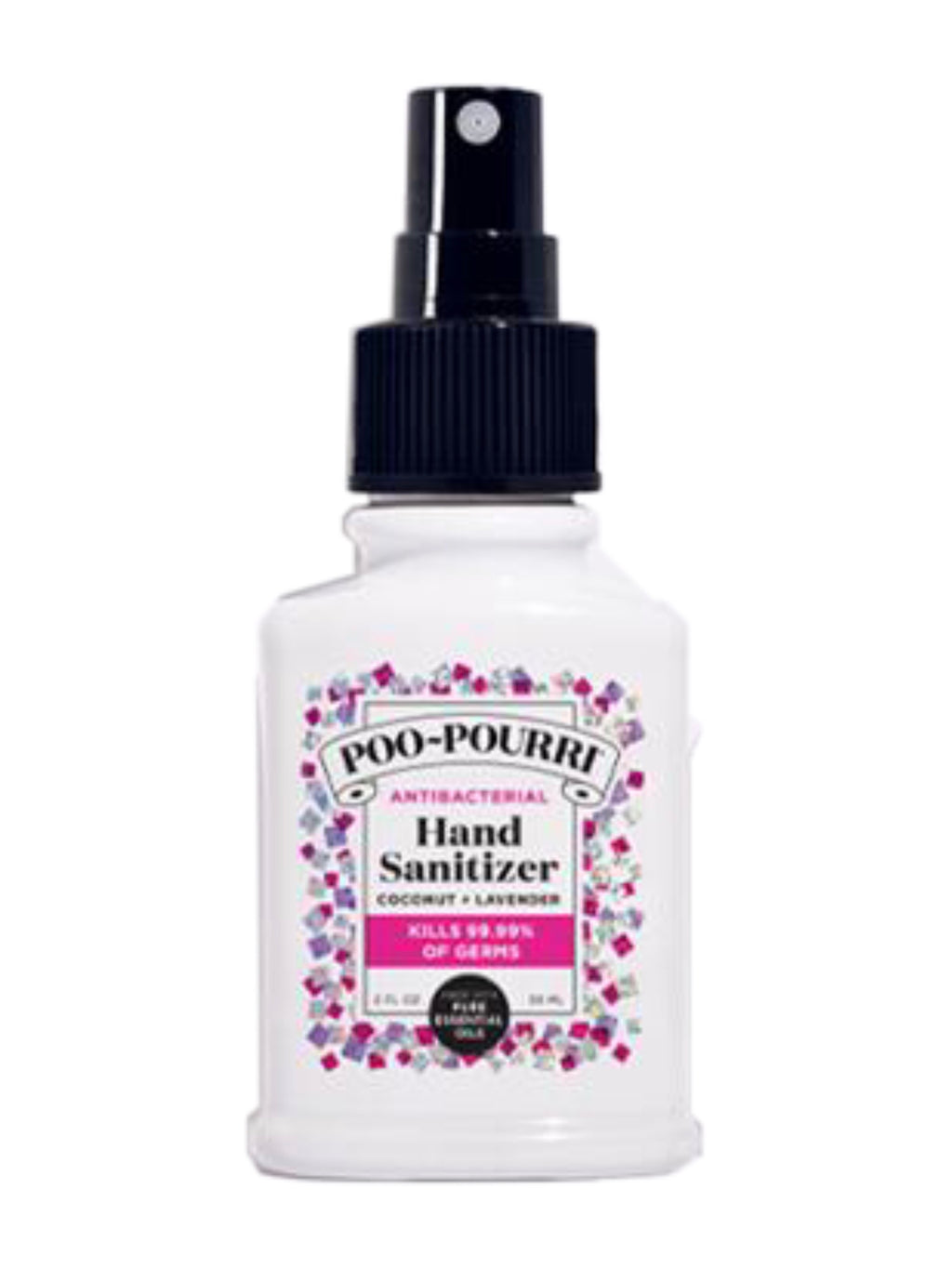 Sparkle Poo-Pourri Hand Sanitizer