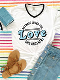 As I Have Loved You Tee