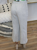 Beach Babe Pants In Natural