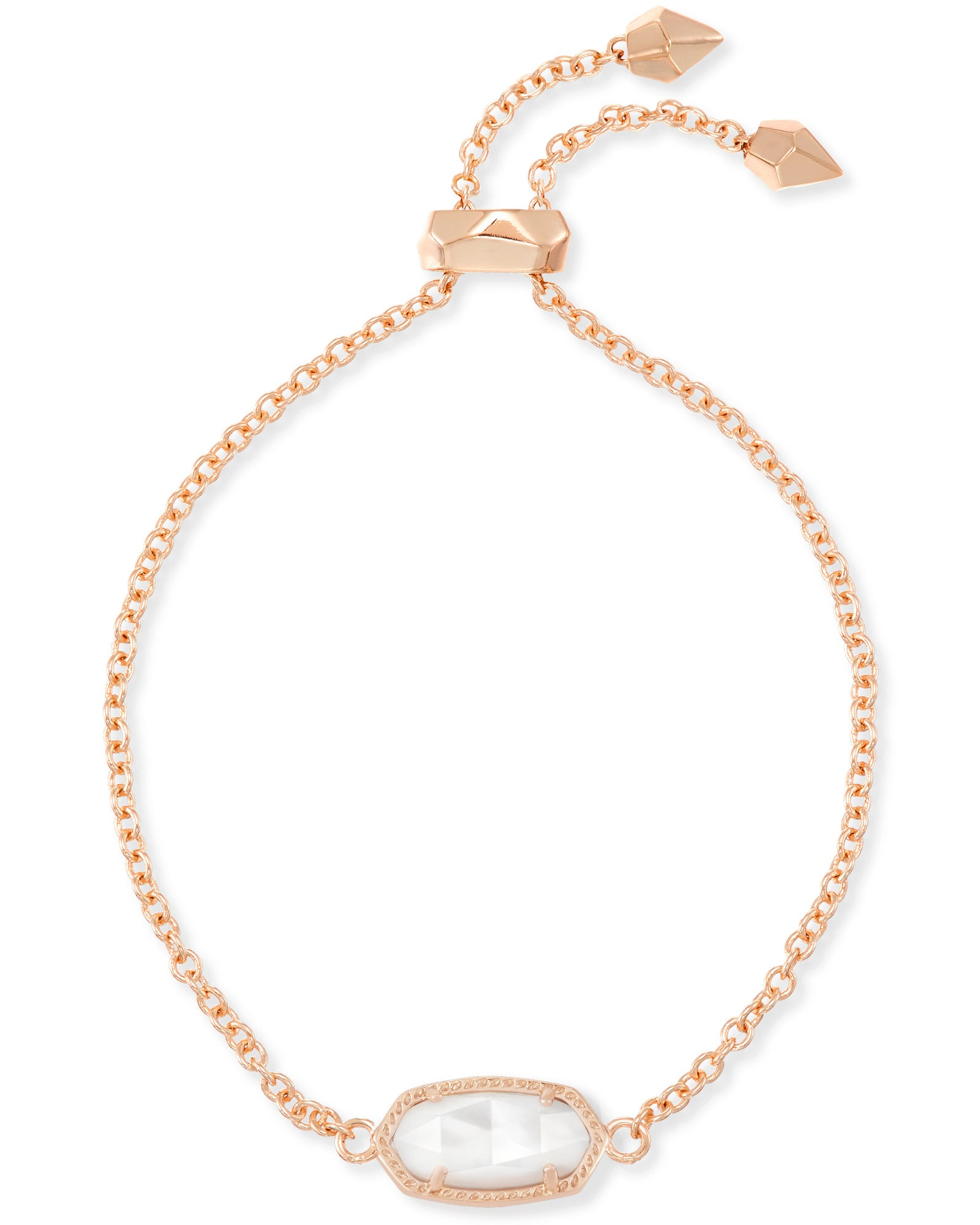 Elaina Bracelet in Rose Gold