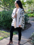Feline Good Leopard Cardigan