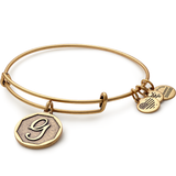 Initials Collection in Gold