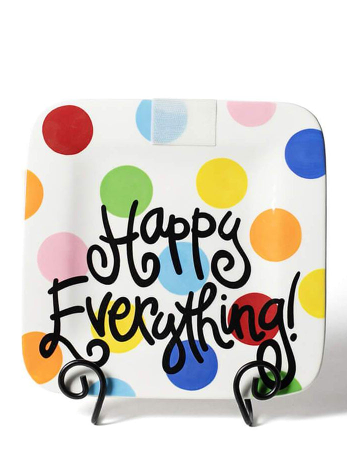 Bright Dot Happy Everything Mini Platter